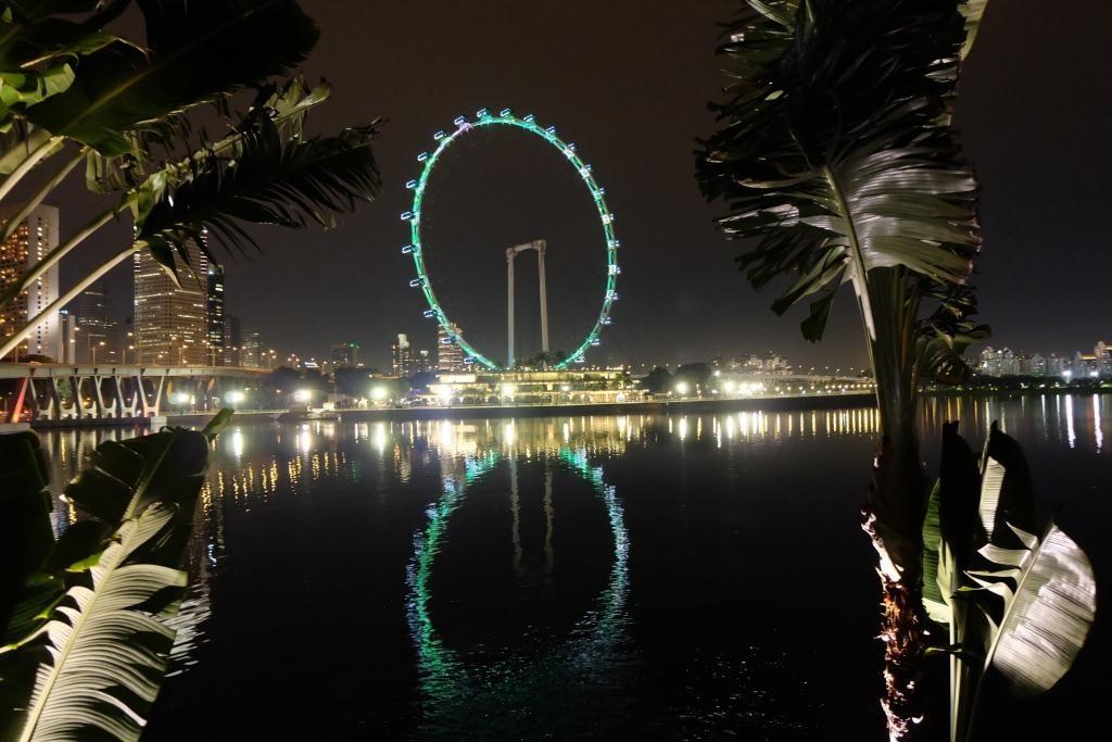 Tempat Wisata di Singapore Flyer