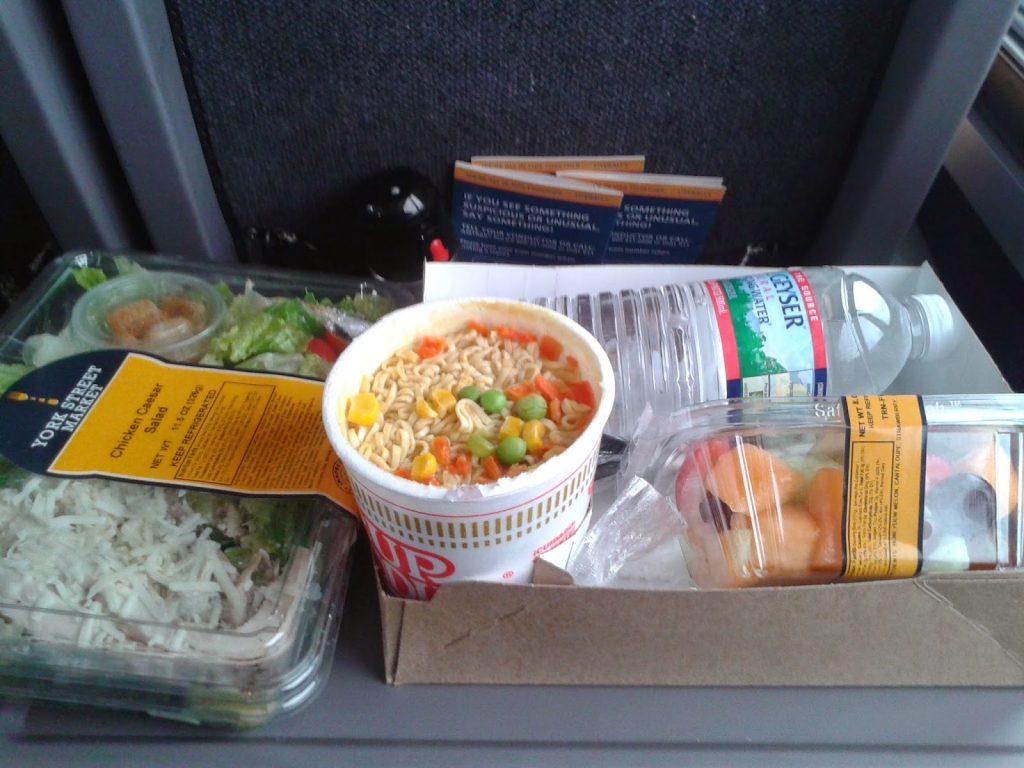 review amtrak