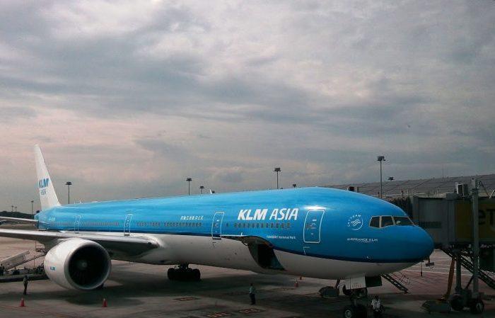 pesawat KLM