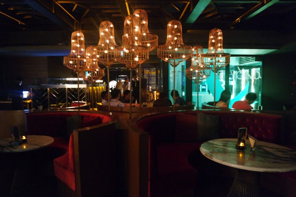 Cloud Lounge Rooftop Bar Jakarta