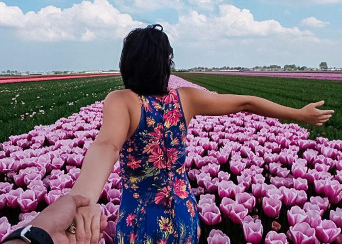 Wisata Belanda ke Taman Tulip Keukenhof