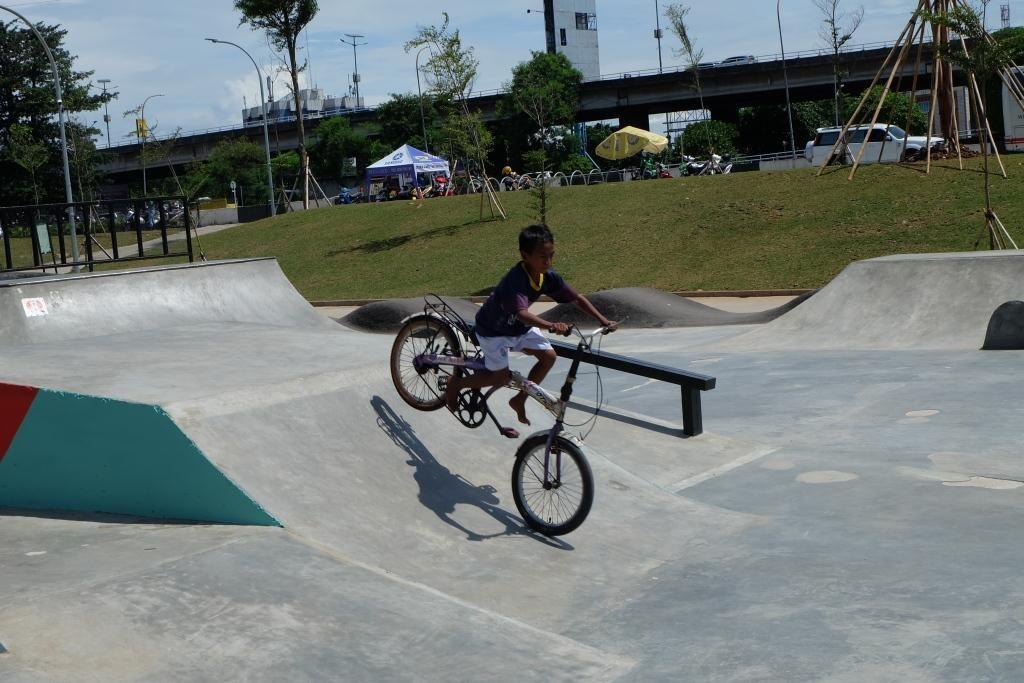 skate park kalijodo