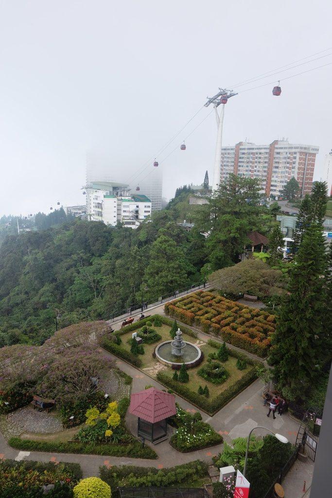 Theme Park Hotel view