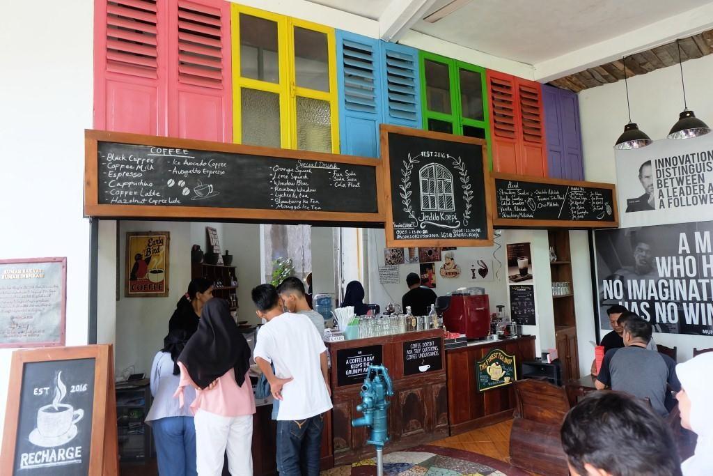 Cafe Rumah Jendela Inspirasi