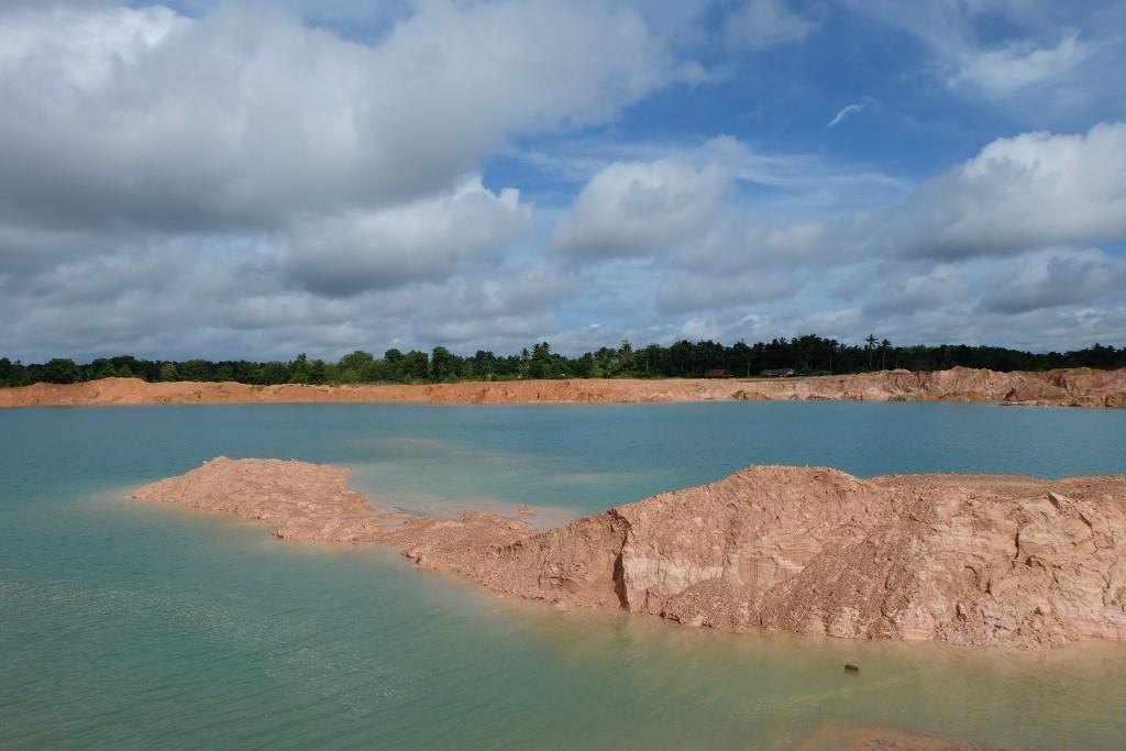 Danau Timah Bangka