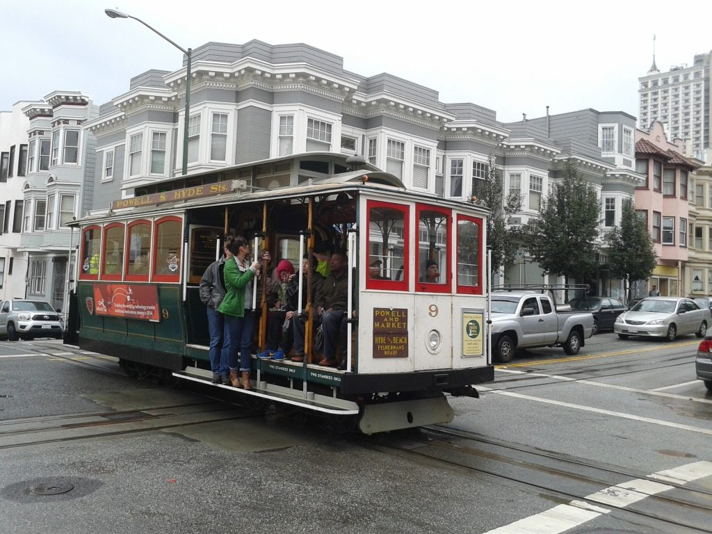 cable car san fransisco