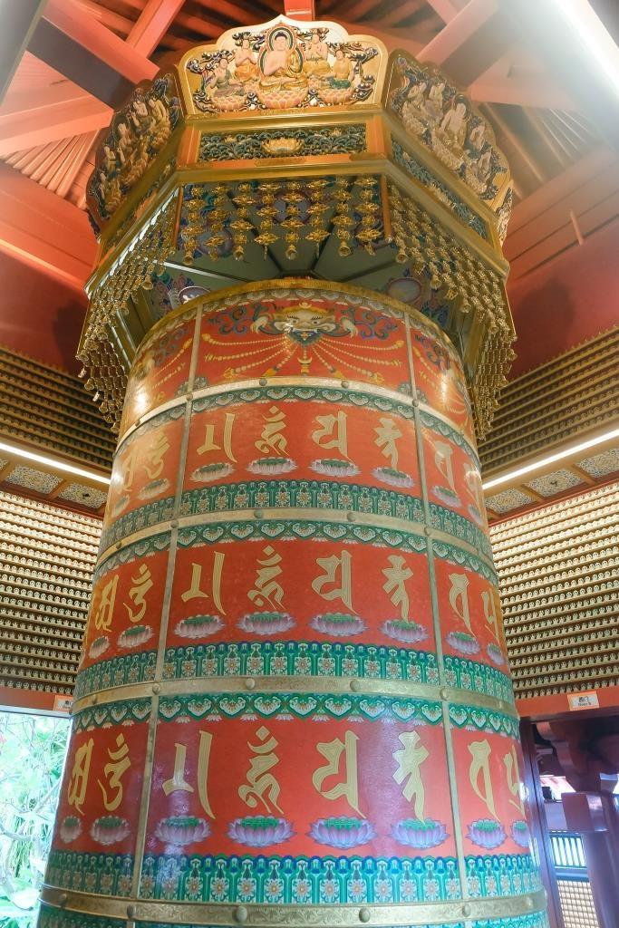 buddha wheel
