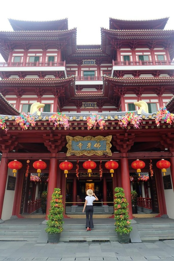 tooth buddha relic temple