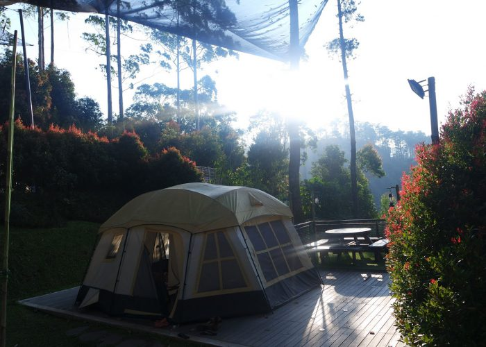 Eagle Camp Dusun Bambu