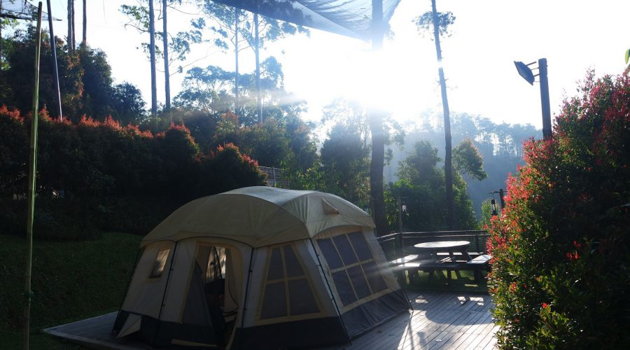 Eagle Camp Dusun Bambu