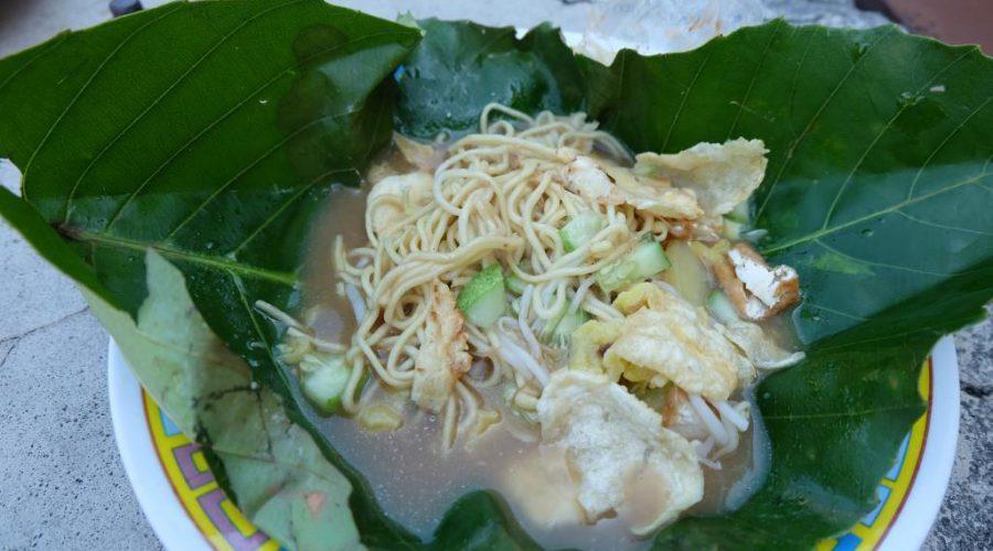 Mie Belitong Kuliner Belitung
