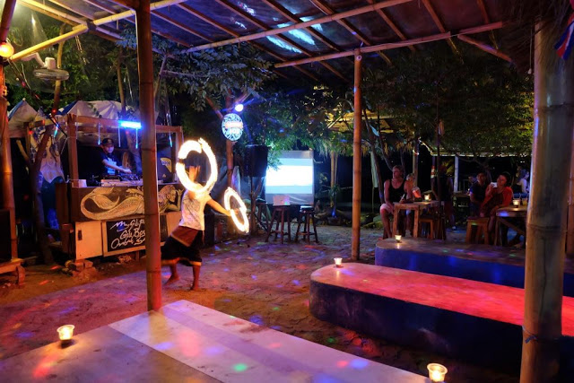 Nightlife di Gili Trawangan