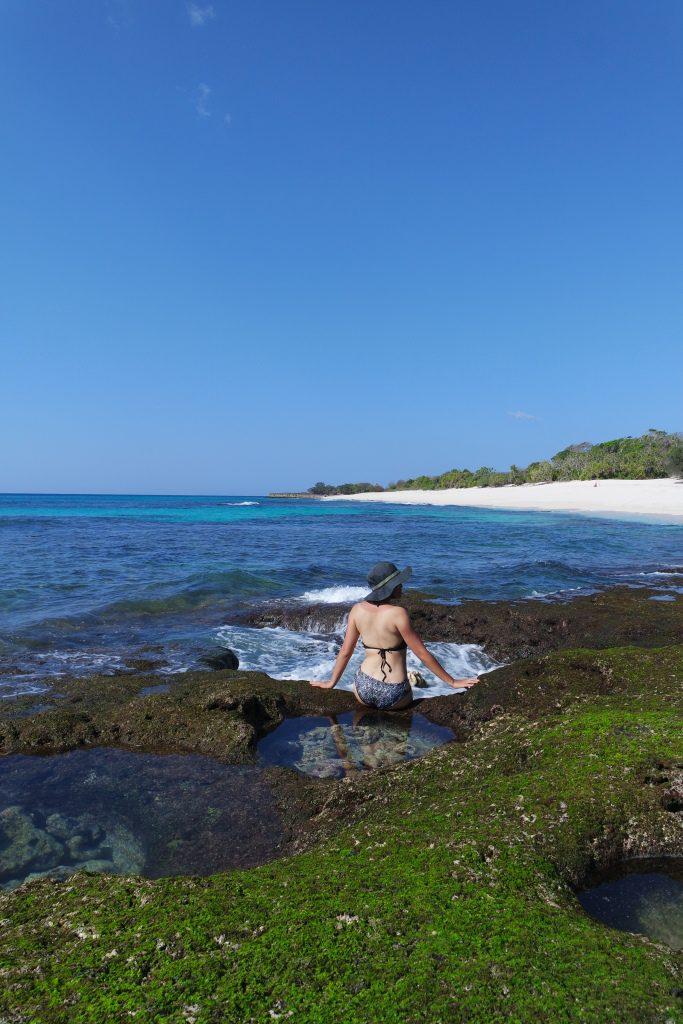 Pantai Oenian Pulau Semau