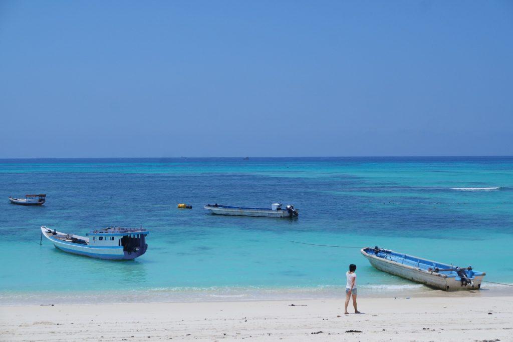 Pantai Otan, Pulau Semau