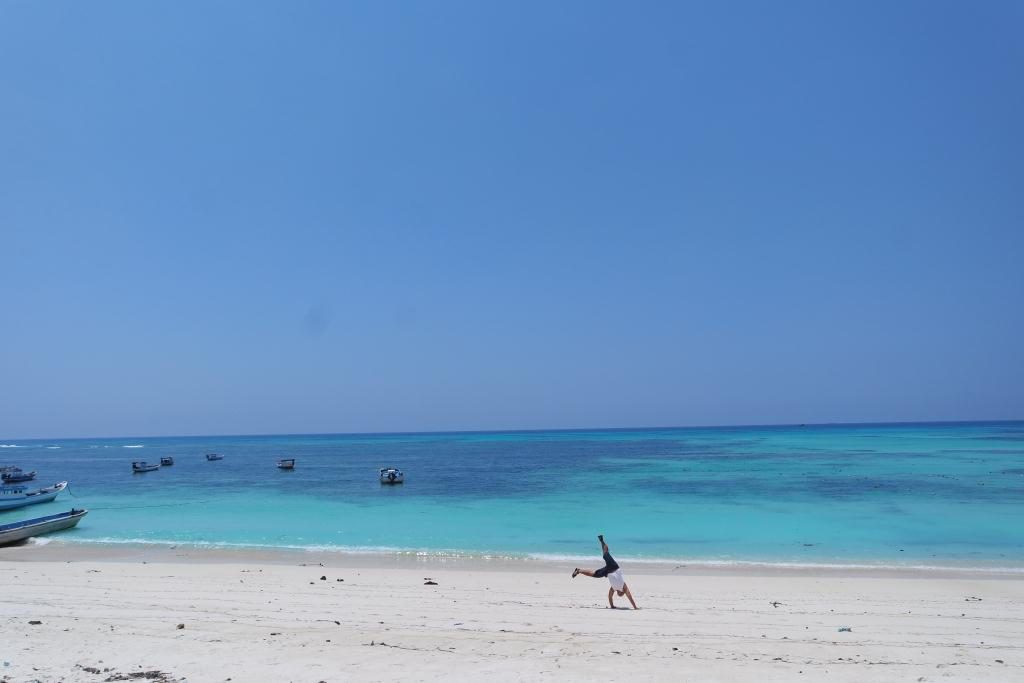 Pantai Otan Pulau Semau Kupang