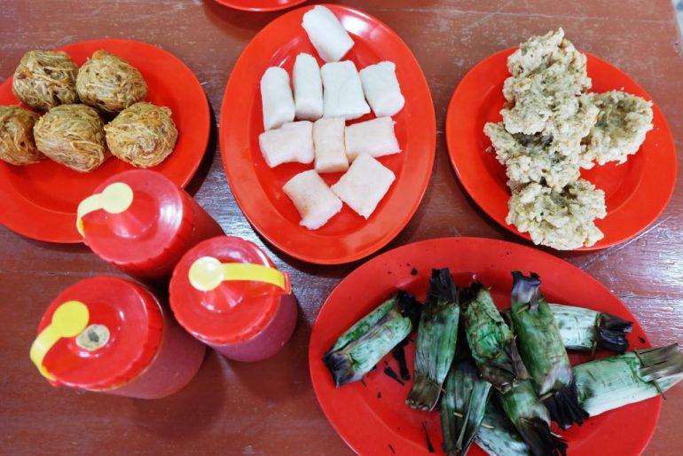 Kuliner Bangka Pempek
