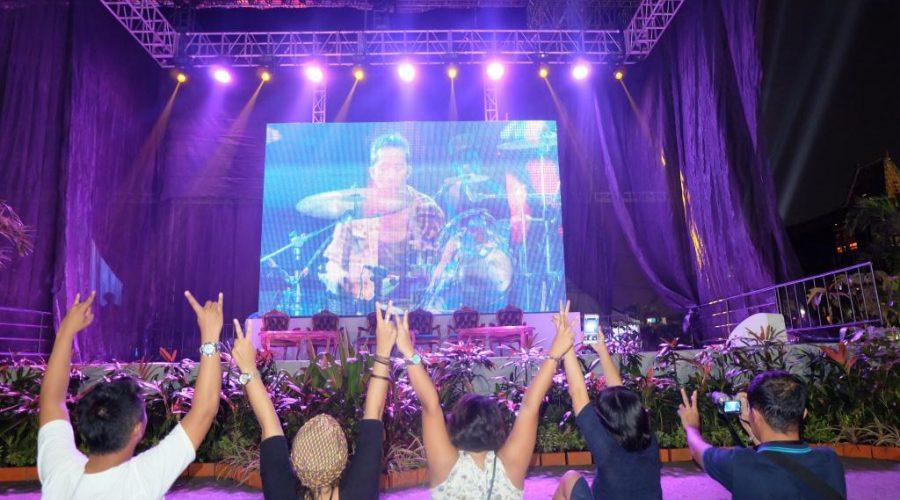 Konser Slank Jakarta Fair