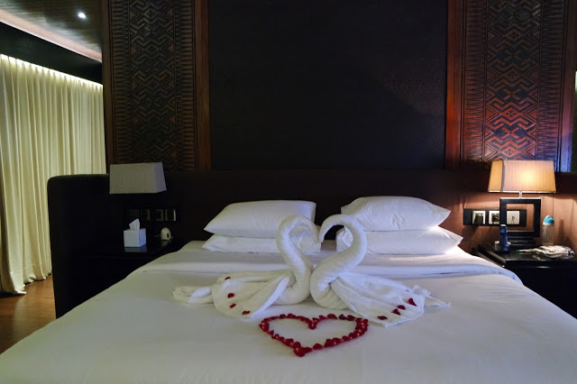 Honeymoon at The Sanctoo Villa Gianyar