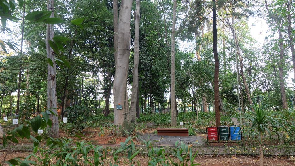 taman kota manggala wanabakti