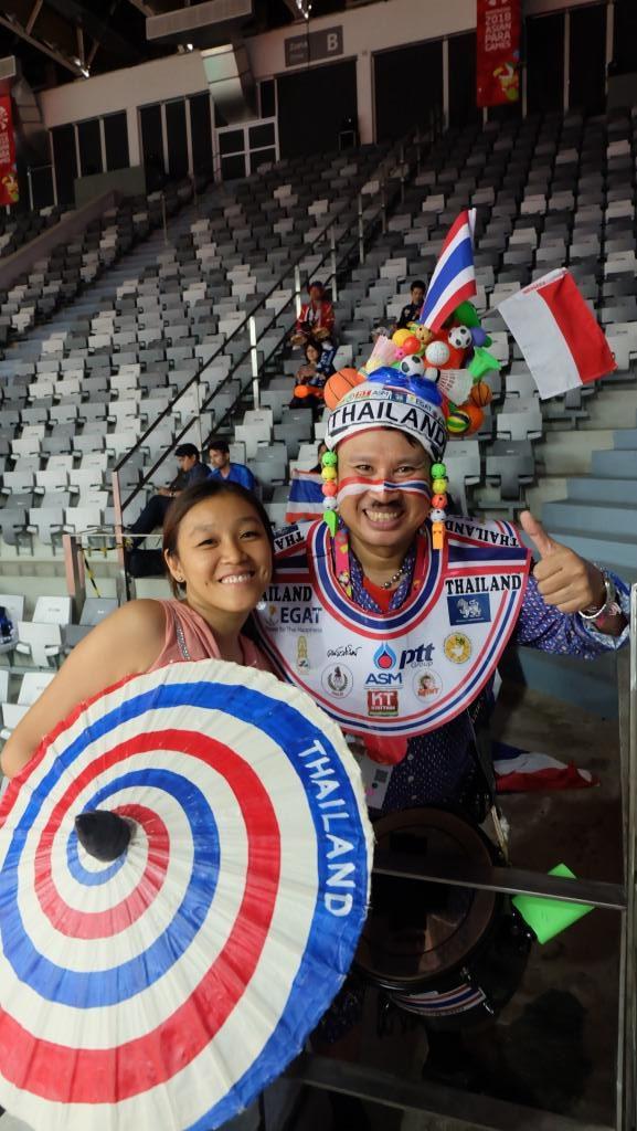 Supporter Thailand