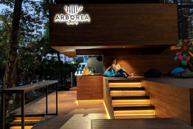 cafe di manggala wanabakti