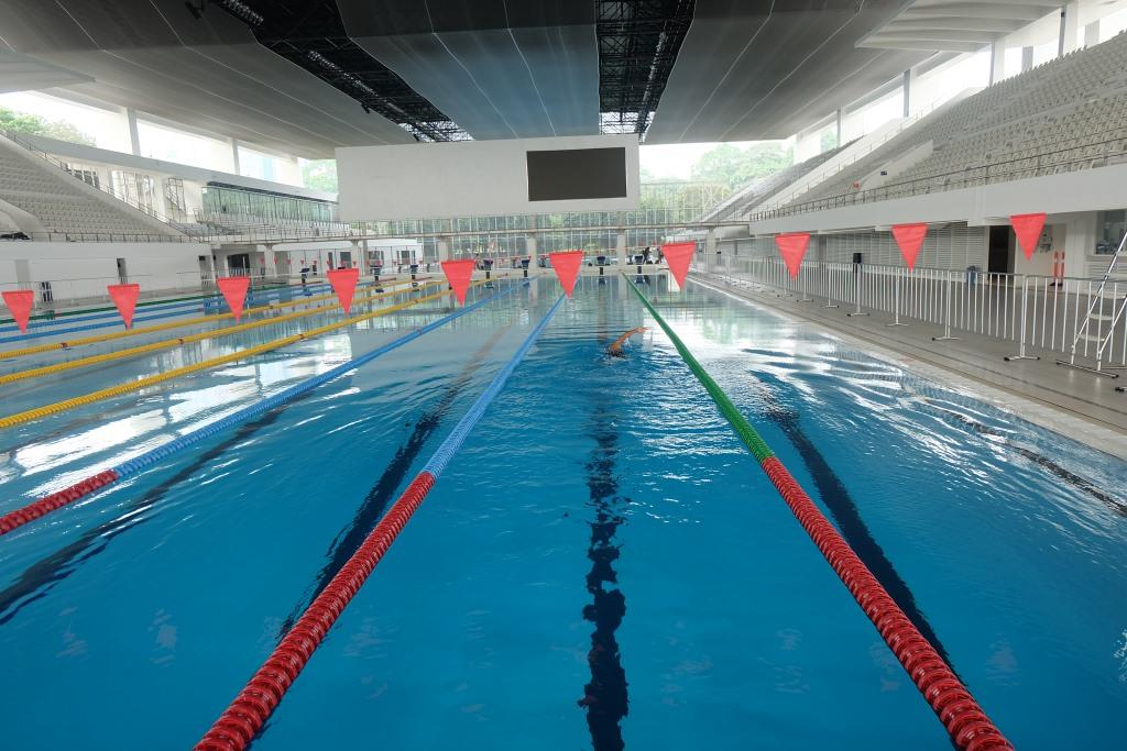 kolam aquatik