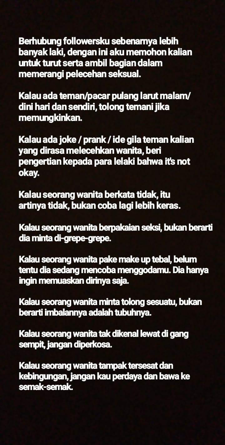 pesan untuk pria