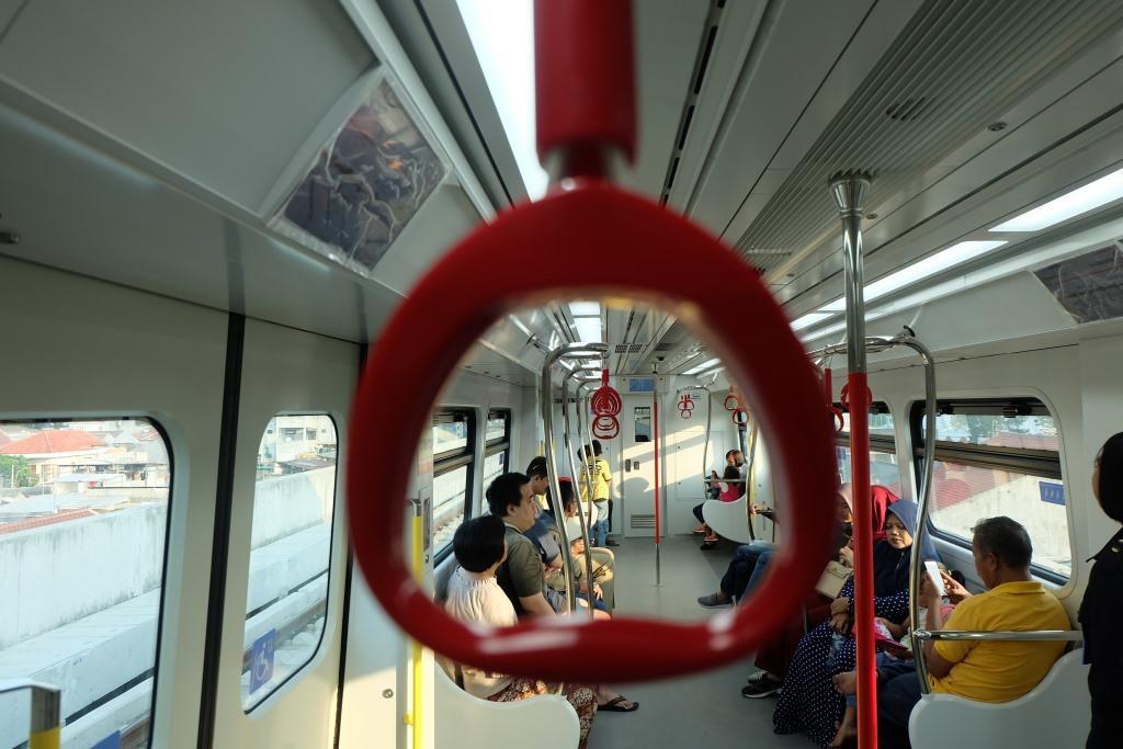 LRT baru jakarta