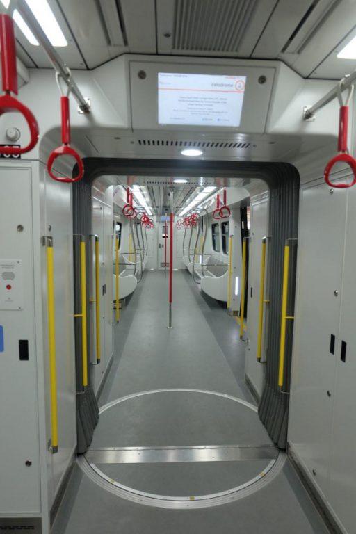 kereta LRT Jakarta