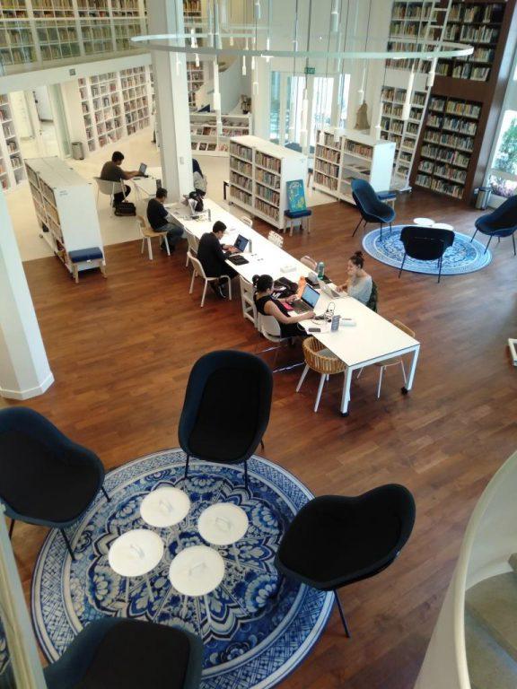 perpustakaan erasmus huis