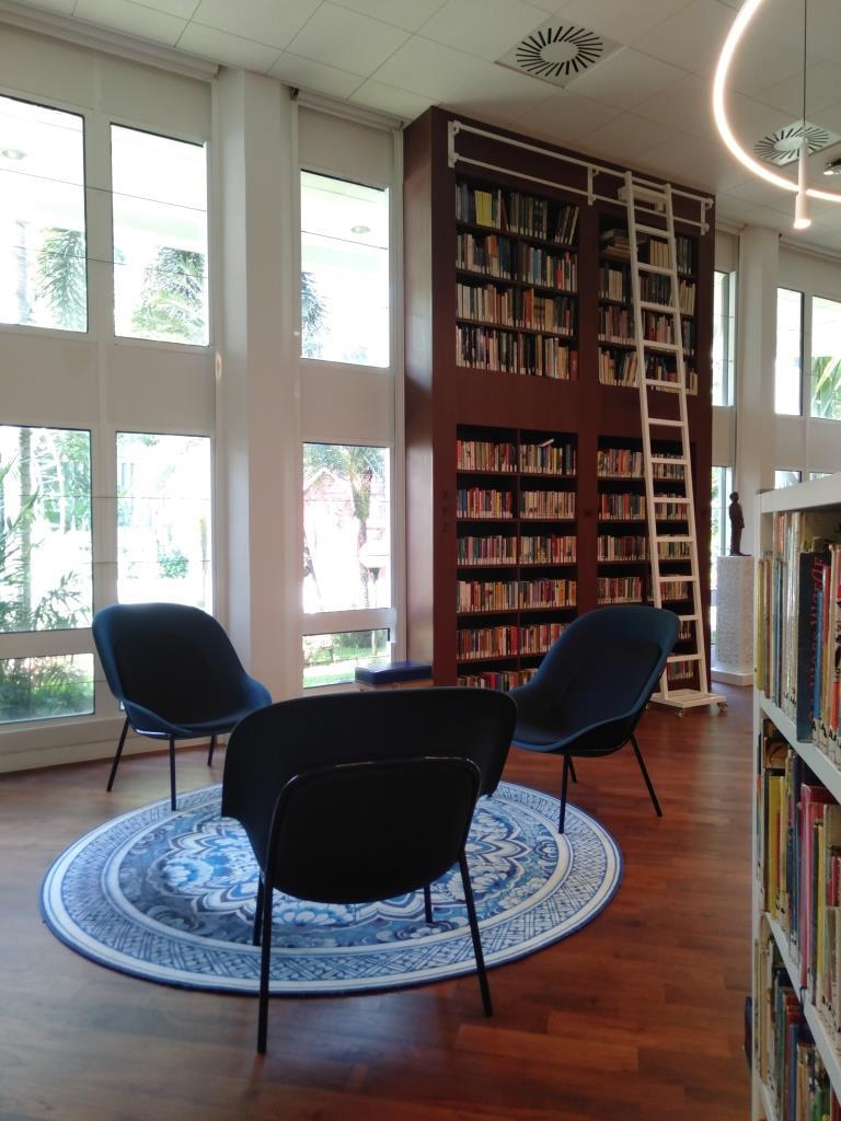 perpustakaan kece di jakarta
