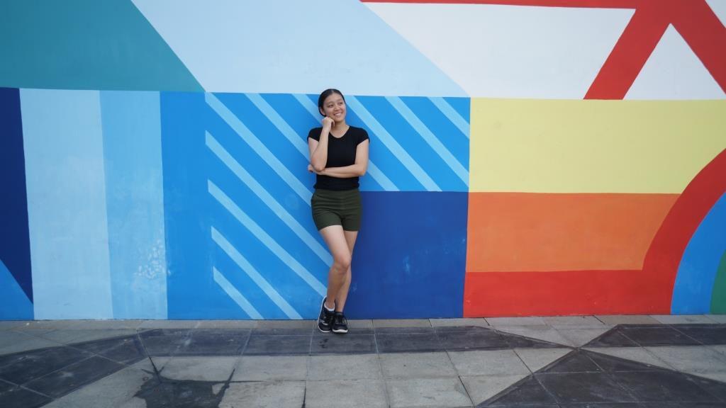mural velodrome