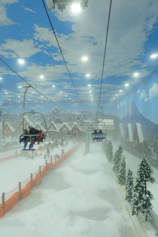 trans snow bintaro