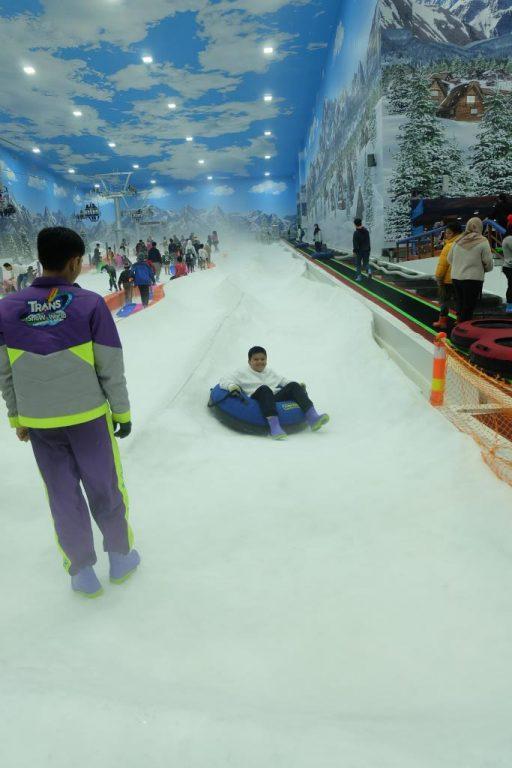 trans snow world di bintaro