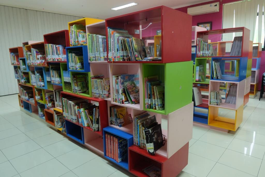 taman baca anak