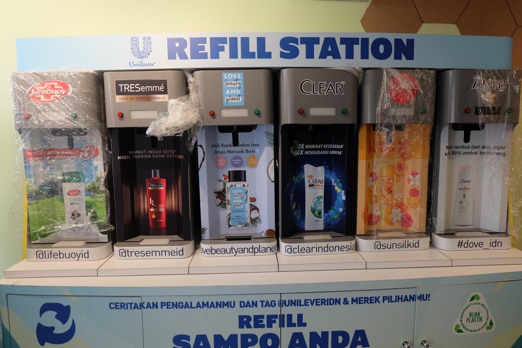 refill unilever