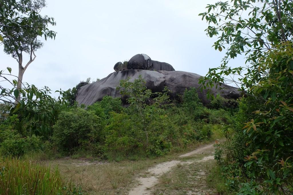 batu unik di belitung