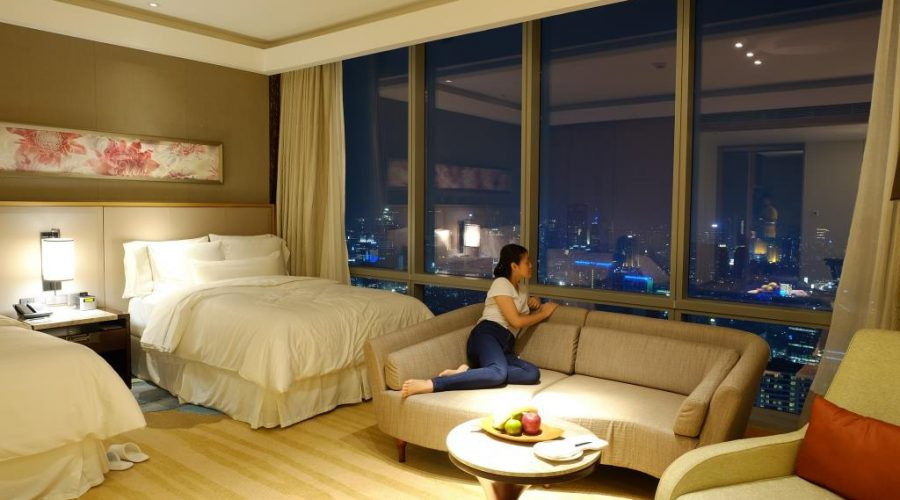 Hotel Westin Tertinggi Di Indonesia Travel Diary Of Lenny Lim