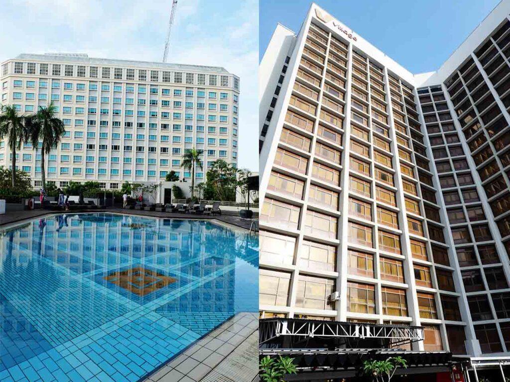 hotel di bugis singapura