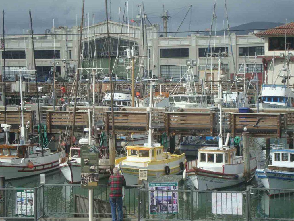 fisherman wharf