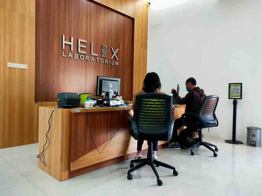 helix laboratorium