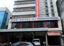 sun hotel pangkalpinang