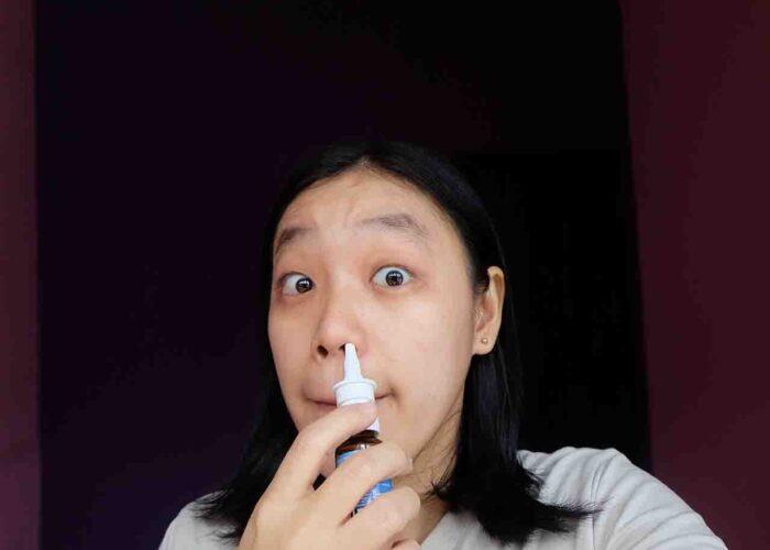 betadine nasal spray